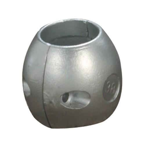 """2"""" (50.8mm) zinc shaft anode"""