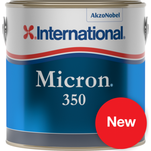 International Micron 350 Antifouling Paint - 2.5L