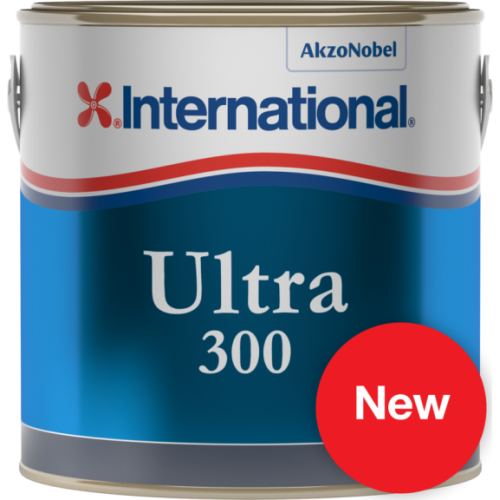 International Ultra 300 antifouling paint - 2.5L