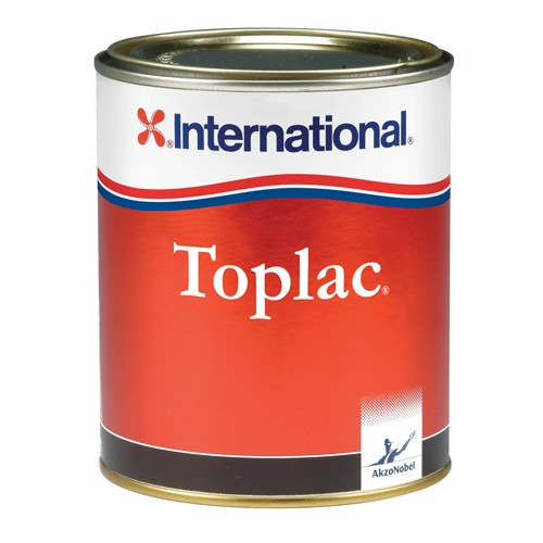 International Toplac gloss paint - 1-part - 750ml