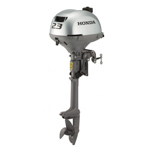 Honda 2.3HP 4-stroke Outboard Engine | Tiller Control