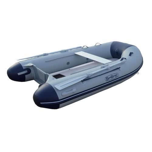 SunSport 3.0m Aluminium Floor + Air Keel Inflatable Boat