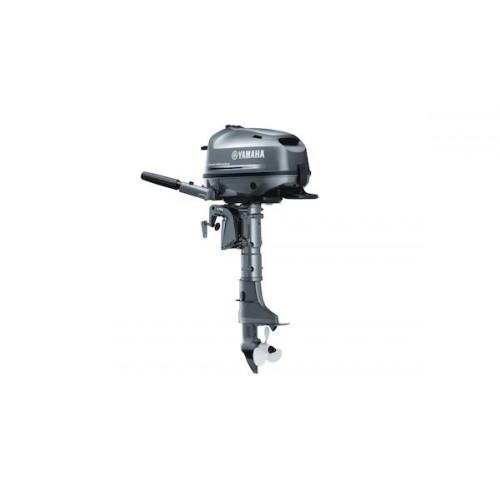 Yamaha 6HP 4-stroke Outboard Engine | Tiller Control