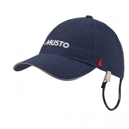 Musto Essential Fast Dry Crew Cap - True Navy