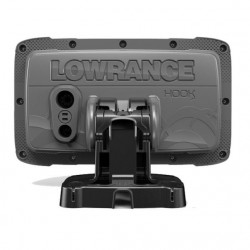 Lowrance HOOK2-5x GPS / Fishfinder with SplitShot Transducer