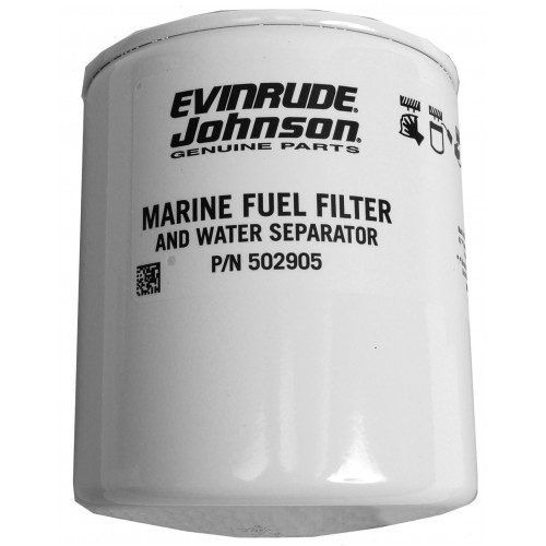 Evinrude/Johnson Fuel Water Separator Filter - 502905