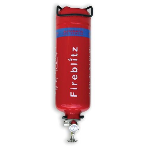 2KG Automatic ABC Dry Powder Fire Extinguisher